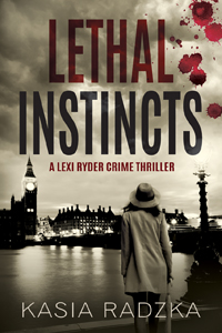 Lethal Instincts Now Available On Amazon!